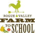 Rogue Valley Farm to School, Farm to Fork Dinners, Southern Oregon, Local Food at Farm Dinners